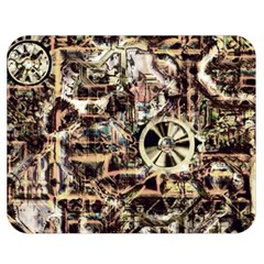 Steampunk 4 Soft Double Sided Flano Blanket (medium)