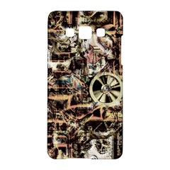 Steampunk 4 Soft Samsung Galaxy A5 Hardshell Case