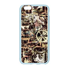 Steampunk 4 Soft Apple Seamless iPhone 6 Case (Color)