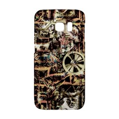 Steampunk 4 Soft Galaxy S6 Edge