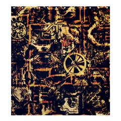Steampunk 4 Shower Curtain 66  x 72  (Large)