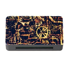Steampunk 4 Memory Card Reader With Cf