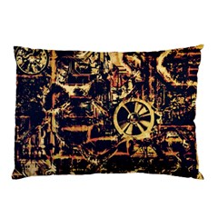Steampunk 4 Pillow Cases (two Sides)