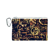 Steampunk 4 Canvas Cosmetic Bag (s)