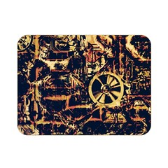 Steampunk 4 Double Sided Flano Blanket (Mini)