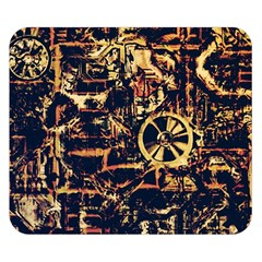 Steampunk 4 Double Sided Flano Blanket (Small)