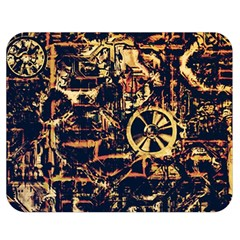 Steampunk 4 Double Sided Flano Blanket (medium)