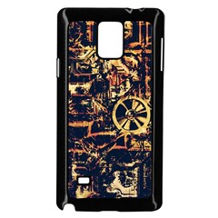 Steampunk 4 Samsung Galaxy Note 4 Case (Black)