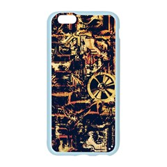 Steampunk 4 Apple Seamless iPhone 6 Case (Color)