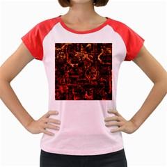 Steampunk 4 Terra Women s Cap Sleeve T-Shirt