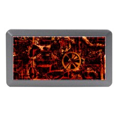Steampunk 4 Terra Memory Card Reader (Mini)