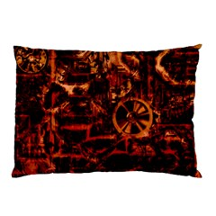 Steampunk 4 Terra Pillow Cases (Two Sides)