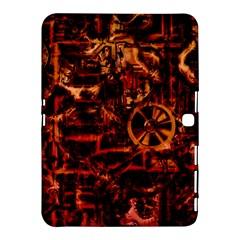 Steampunk 4 Terra Samsung Galaxy Tab 4 (10.1 ) Hardshell Case