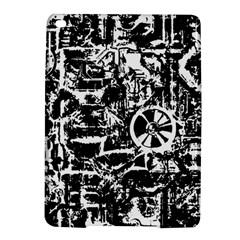 Steampunk Bw Ipad Air 2 Hardshell Cases