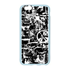 Steampunk Bw Apple Seamless iPhone 6 Case (Color)