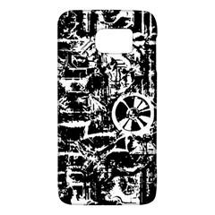 Steampunk Bw Galaxy S6