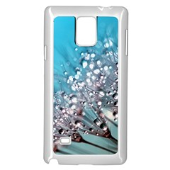 Dandelion 2015 0702 Samsung Galaxy Note 4 Case (white)
