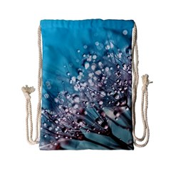 Dandelion 2015 0702 Drawstring Bag (small)