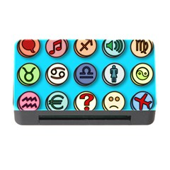 Emotion Pills Memory Card Reader with CF