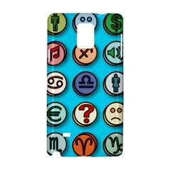 Emotion Pills Samsung Galaxy Note 4 Hardshell Case