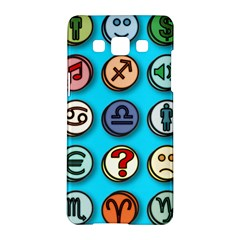 Emotion Pills Samsung Galaxy A5 Hardshell Case