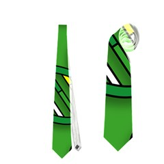 Dna Pattern Neckties (two Side)
