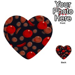 Blood Cells Multi-purpose Cards (Heart)