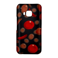Blood Cells HTC One M9 Hardshell Case