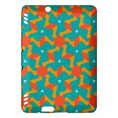 Sun Pattern Kindle Fire Hdx Hardshell Case