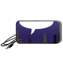 City Speech  Portable Speaker (Black)
