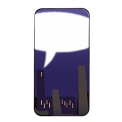 City Speech  Apple iPhone 4/4s Seamless Case (Black)