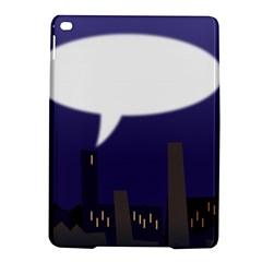City Speech  iPad Air 2 Hardshell Cases