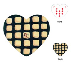 Crowd  Playing Cards (Heart)