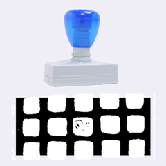 Crowd  Rubber Stamps (large)