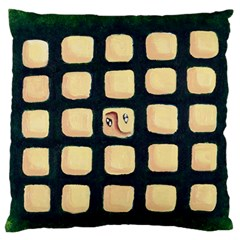 Crowd  Standard Flano Cushion Cases (One Side)