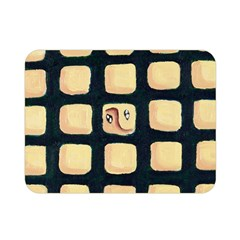 Crowd  Double Sided Flano Blanket (mini)