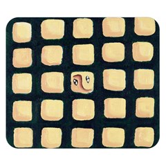 Crowd  Double Sided Flano Blanket (Small)