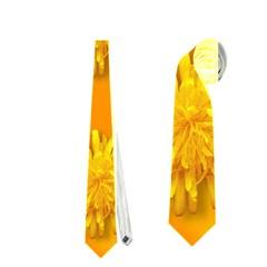 Dandelion Pattern Neckties (One Side)