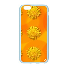 Dandelion Pattern Apple Seamless iPhone 6 Case (Color)
