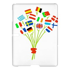 Flag Bouquet Samsung Galaxy Tab S (10 5 ) Hardshell Case