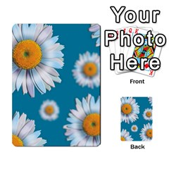 Floating Daisies Multi Purpose Cards (rectangle)