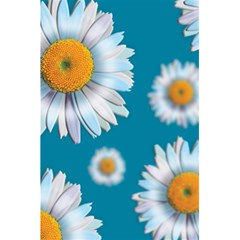 Floating Daisies 5.5  x 8.5  Notebooks