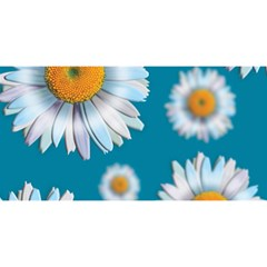 Floating Daisies YOU ARE INVITED 3D Greeting Card (8x4)