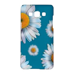 Floating Daisies Samsung Galaxy A5 Hardshell Case