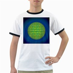People Planet  Ringer T-Shirts