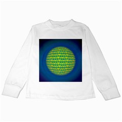 People Planet  Kids Long Sleeve T Shirts
