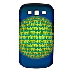 People Planet  Samsung Galaxy S Iii Classic Hardshell Case (pc+silicone)