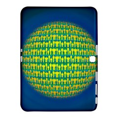 People Planet  Samsung Galaxy Tab 4 (10.1 ) Hardshell Case