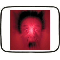 Scream Fleece Blanket (Mini)