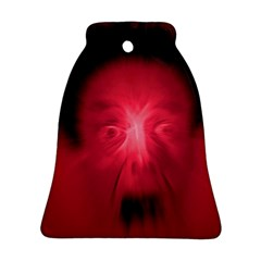 Scream Bell Ornament (2 Sides)